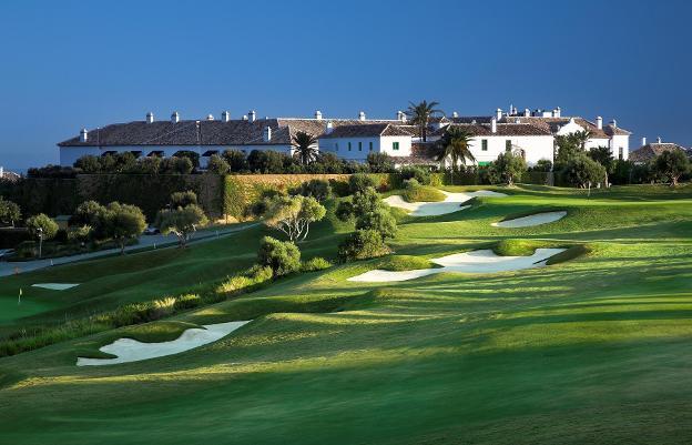 mejor campo golf de España